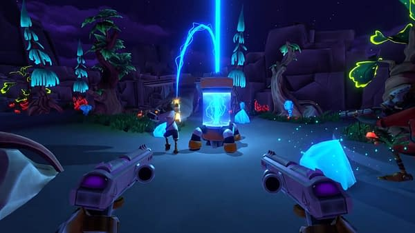 Aftercharge is Good, Insane Multiplayer Shooter Fun
