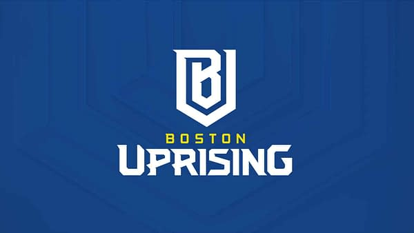 """Overwatch League's Boston Upising Sign Zion """"Persia"""" Yang"""