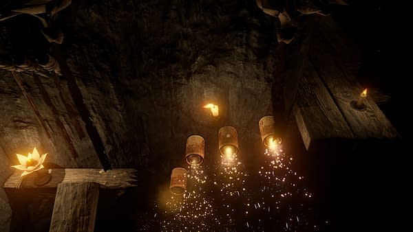Acting Like a Real Lumiere in Candleman: The Complete Journey
