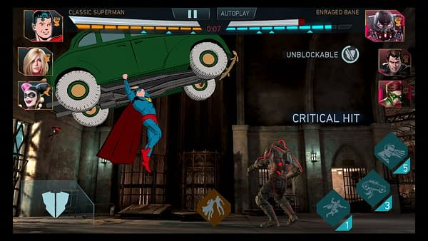 Injustice 2 Mobile Celebrates Superman's 80th Birthday with Classic Superman