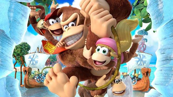 Donkey Kong Country: Tropical Freeze Taken Off Wii U's Digital Store