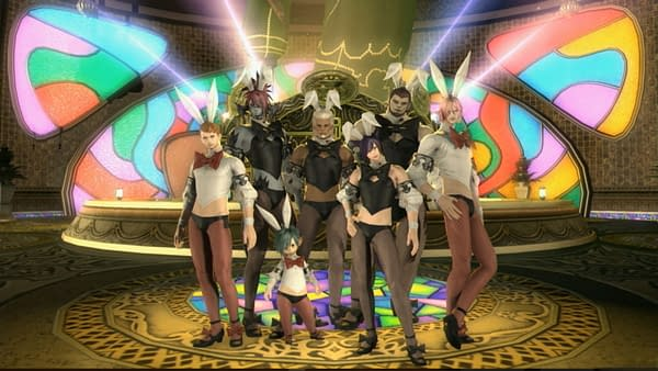 Final Fantasy XIV is Getting a Float in Sydney's Gay and Lesbian Mardi Gras