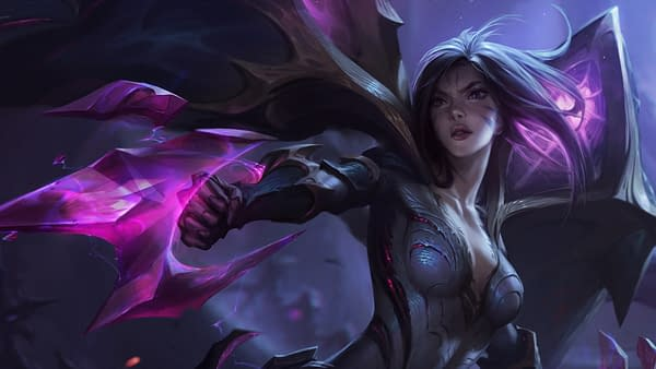 League of Legends Dev Riot Games Partners with Mastercard