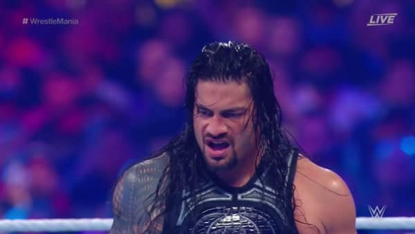 So… Roman Reigns vs. Brock Lesnar at WrestleMania 35?