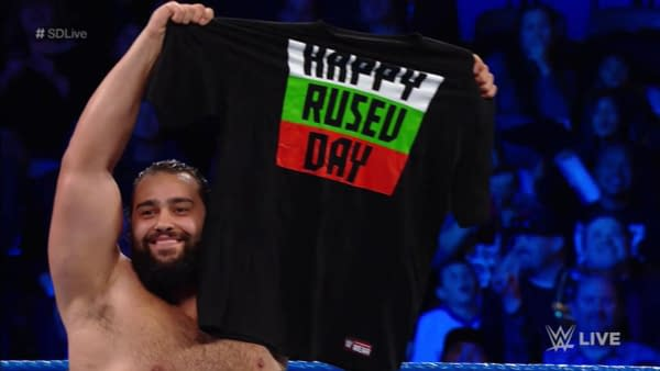 Work or Shoot? Rusev Drops WWE From Social Media After Undertaker Match Snub