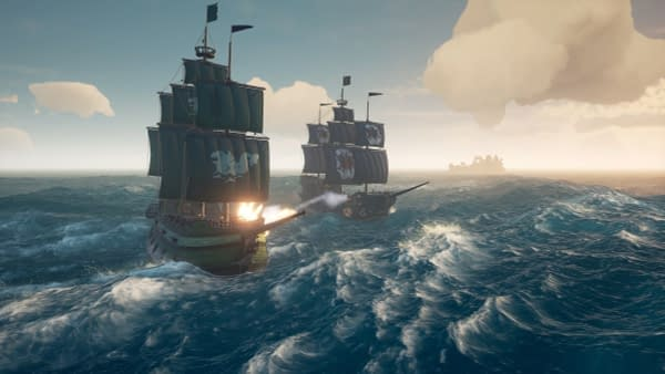 Sailing the Salty Seas: We Review Sea of Thieves