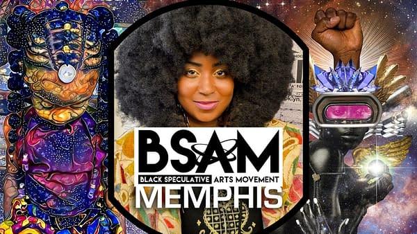 Dieselfunk Dispatch: BSAM MEMPHIS! With Sheree Renée Thomas