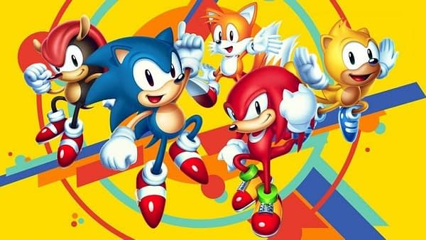 Sonic Mania Plus Confirmed for Release in July