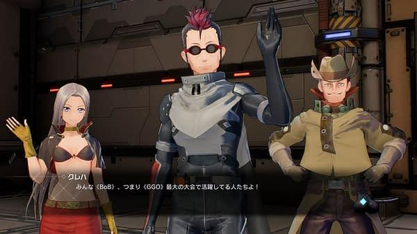 Sword Art Online: Fatal Bullet Getting First DLC Pack This Week