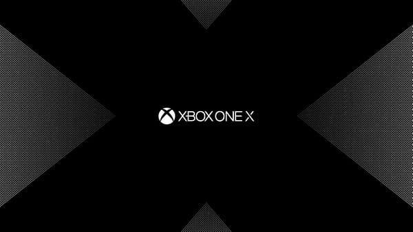 Xbox One X logo