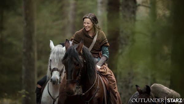 STARZ's 'Outlander' Releases Season 4 Photo of Claire