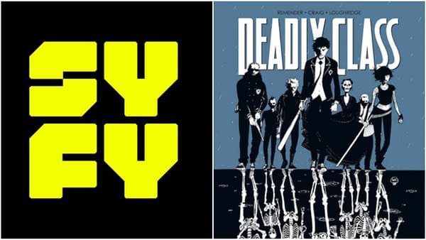 Deadly Class: Syfy Orders Rick Remender, Wes Craig Image Graphic Novel to Series