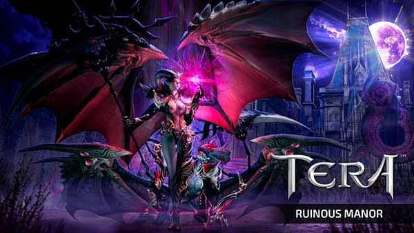 TERA Releases the Ruinous Manor Update on Xbox One and PS4