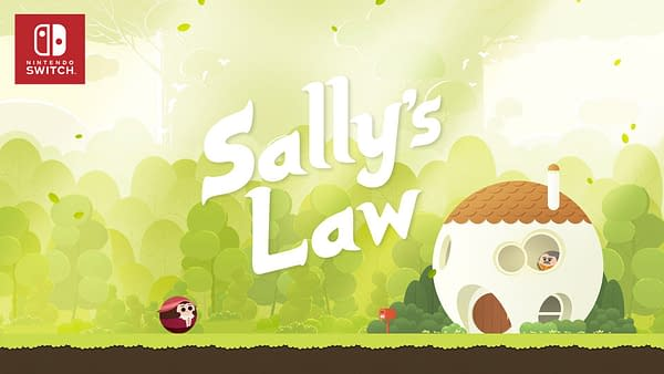 Yasuhiro Sumida's New Game 'Sally's Law' Launches on Nintendo Switch