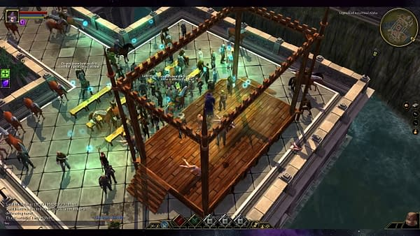 Legends of Aria is an Experiment in the Limits and Virtues of MMOs