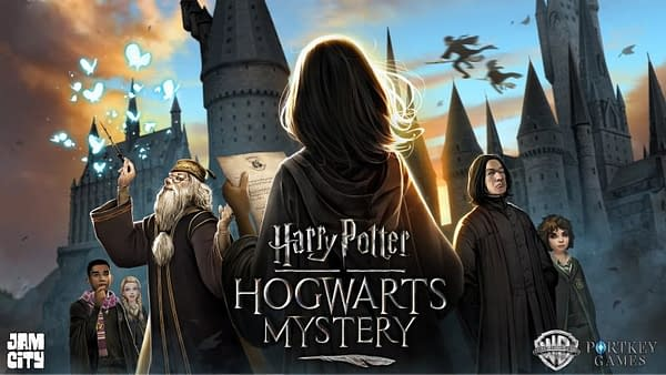Dame Maggie Smith Lent Her Voice to Mobile Harry Potter Game 'Hogwarts Mystery'