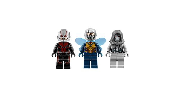 Ant-Man and Wasp LEGO Set 1