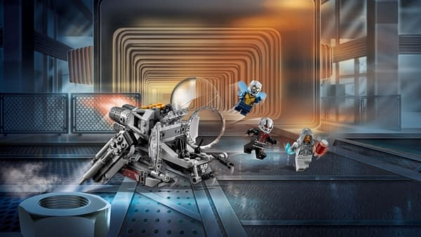 Ant-Man and Wasp LEGO Set 4