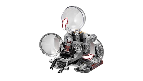 Ant-Man and Wasp LEGO Set 5