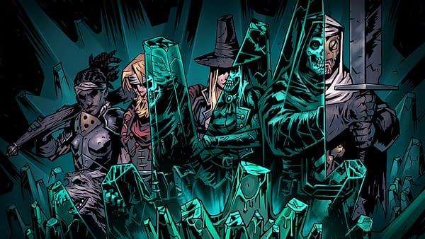 Darkest Dungeon's The Color of Madness DLC Will Release in June