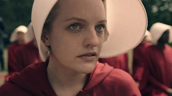 THE HANDMAID'S TALE  (Photo by: Take Five/Hulu)