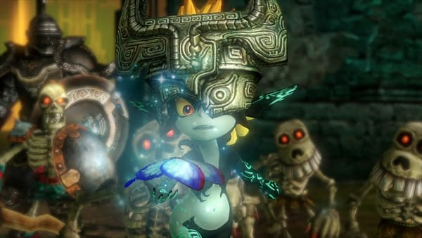 Hyrule Warriors: Definitive Edition Receives a Fourth Character Trailer