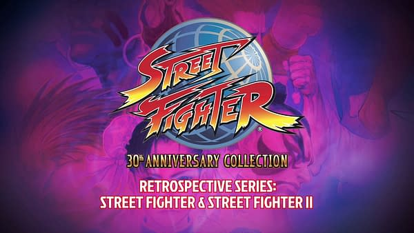 Capcom Offers a Retrospective Series on Street Fighter