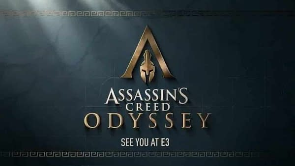 Assassin's Creed Odyssey Is Coming, Details Will Be Revealed During E3