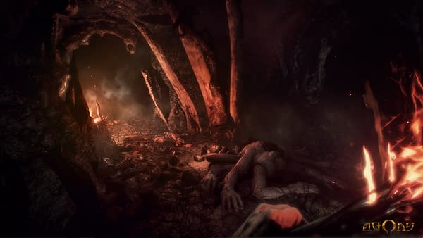 Early Thoughts on Agony: It's Actually Closer to Boring