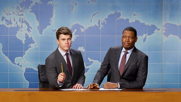 ICYMI: SNL's Michael Che and Colin Jost Are Hosting The 2018 Emmys