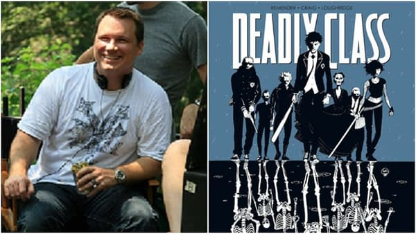 Syfy's 'Deadly Class' Enrolls Chicago P.D.'s Mick Betancourt as Co-Showrunner, EP