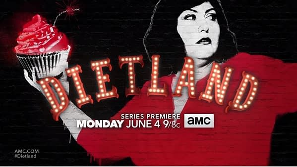 """Dietland: Joy Nash Ready to """"Join the Revolution"""" in Official Trailer for AMC Series"""