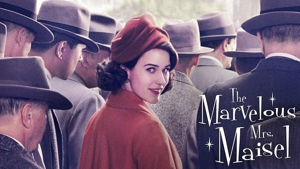The Marvelous Mrs. Maisel Gets a Third Season From Amazon