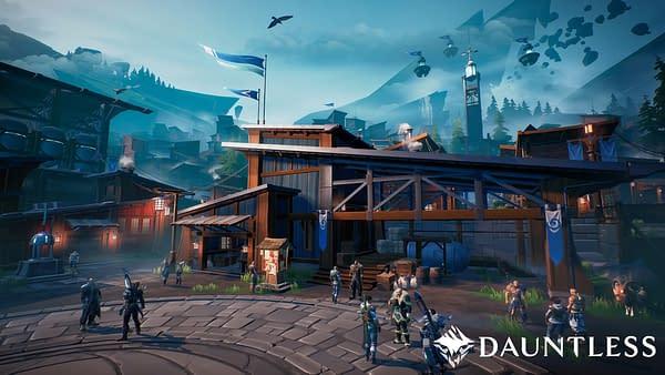 Phoenix Labs' Dauntless Has Launched into Open Beta