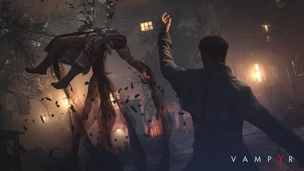 Here's 55 Minutes of Gameplay from Vampyr