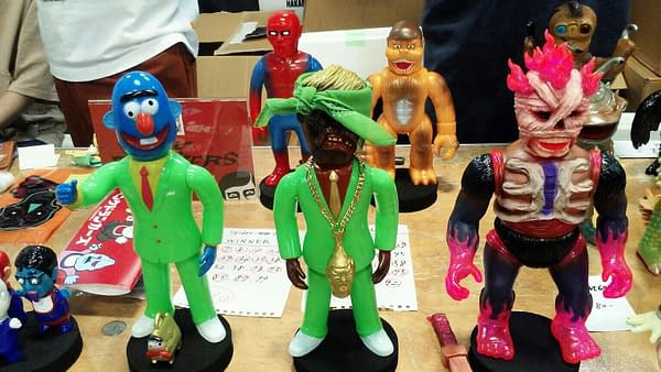 90 Photos from NYC Five Points Festival: Toys, Comics, and Counterculture