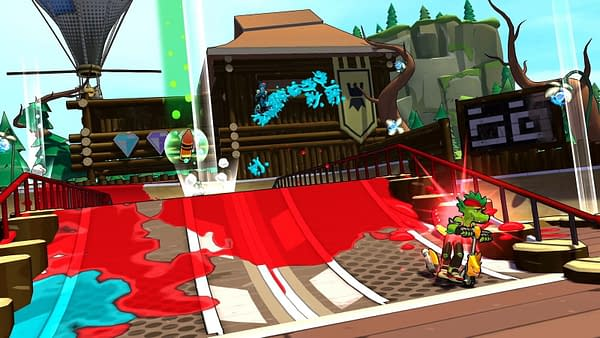 Outright Games Reveals Latest Game Crayola Scoot Prior to E3