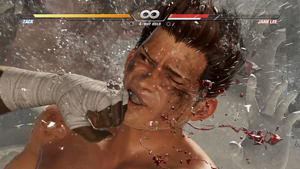 Dead or Alive 6 Is Downright Enjoyable and Less Sexualized