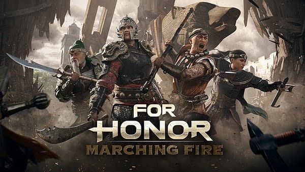 Ubisoft Highlights 'For Honor' Breach and Marching Fire During #E3