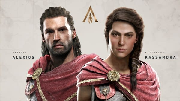 Assassin's Creed: Odyssey Details from Ubisoft at #E3