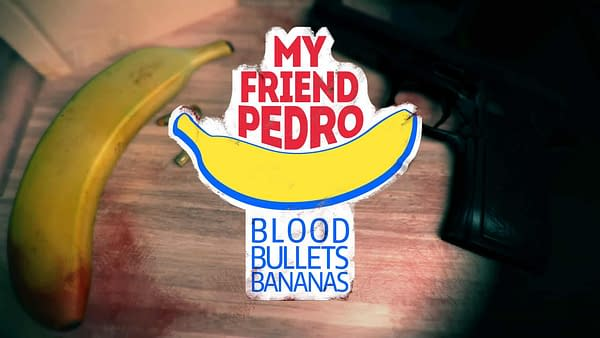 Devolver Digital Shows Off My Friend Pedro by Dead Toast at E3