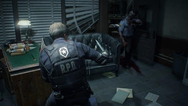 Capcom's Remastered Resident Evil 2 Wins E3 Best Of Show