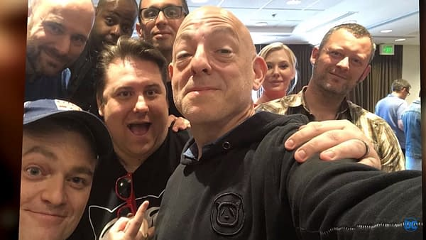 A Look at the DC Comics Writers Summit from a Couple of Weeks Ago