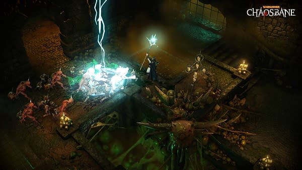 Bigben Interactive Bring Warhammer: Chaosbane to the E3 Floor