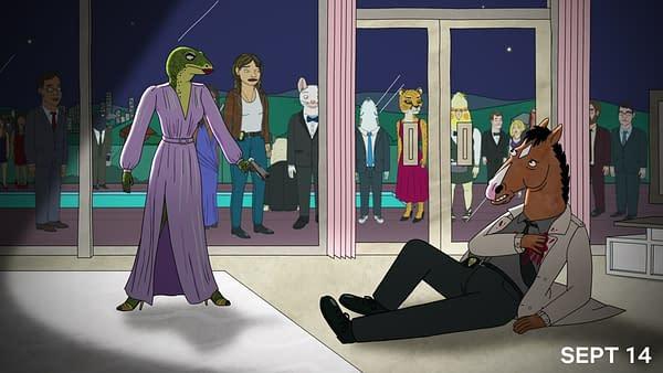 bojack horseman season 5 date image