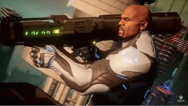 Crackdown 3 Gets New Gameplay Trailer at Microsoft's E3 Panel