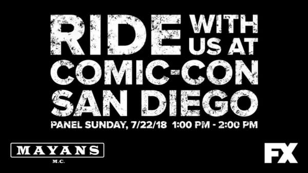 FX SDCC Panel Includes Legion, Archer, and Mayans MC