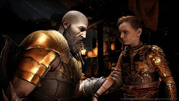 God Of War is Getting a Documentary Called Raising Kratos