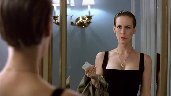 Jamie Lee Curtis's Little Black Dress from 'True Lies' Sold for $3K