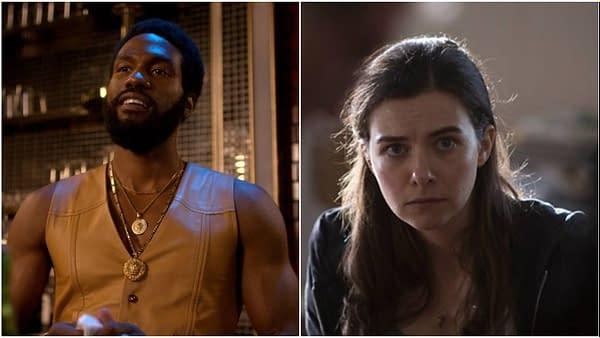 Aquaman'sYahya Abdul-Mateen II, Sara Vickers Join HBO's Watchmen Series